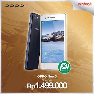 OPPO Neo 5 Smartphone Android Murah Rp 1 Jutaan (Harga Baru)