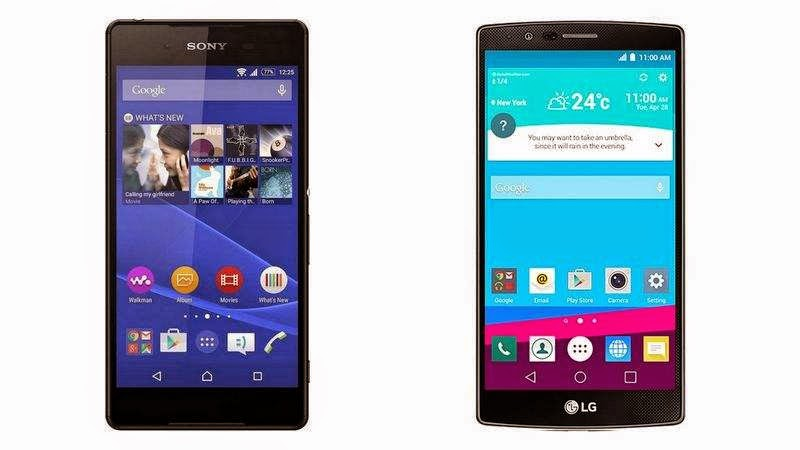 Sony Xperia Z4 and LG G4 clash on GFXBench Manhattan 3.1.