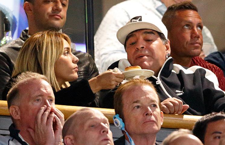 "Maradona: ""Juventus je zaslužio titulu"""