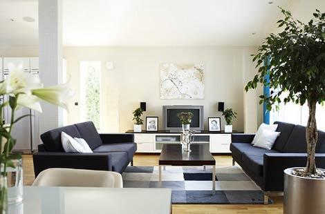 Tips Dekorasi Rumah Minimalis Dengan Konsep Back To Nature