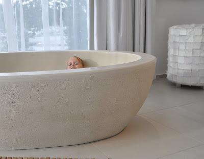 badekar i stein stein saks papir: Jeg drømmer om badekar badekar i stein