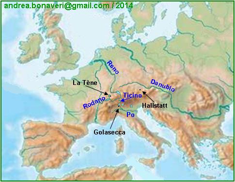 Fiume Elba Cartina Europa.Storia Storia Dell Europa N 16 Dal 753 Al 650 P E V A C