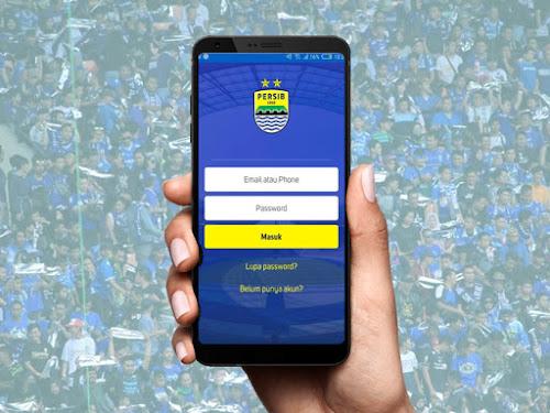 Cara beli tiket di Persib App