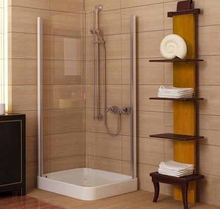 contoh desain kamar mandi minimalis 1x2 agar tidak terasa