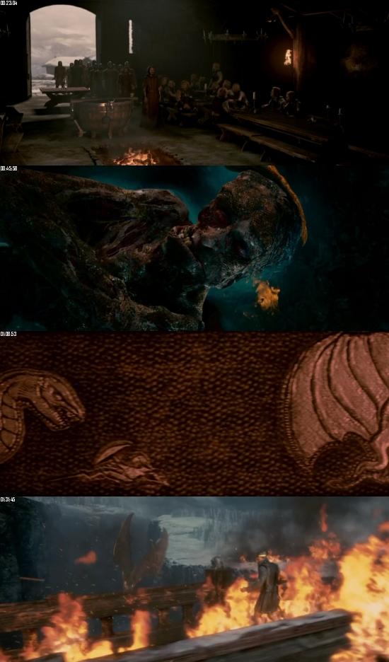 Beowulf 2007 BluRay 720p 480p Dual Audio Hindi English Full Movie Download