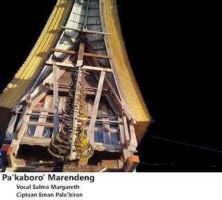 Lirik Lagu Pa'kaboro' Marendeng - Salma Margareth