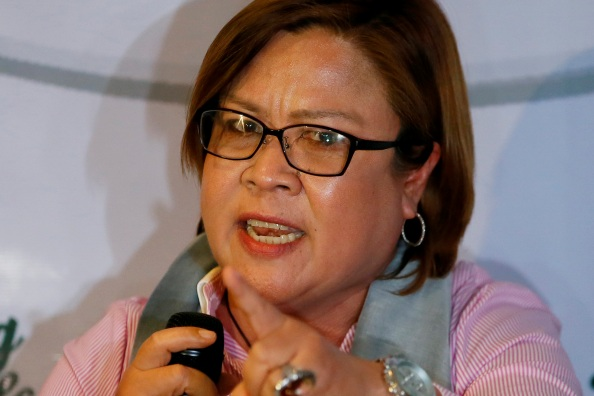 De Lima allegedly earned millions from drug trade as DOJ chief