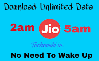 Jio unlimited data trick