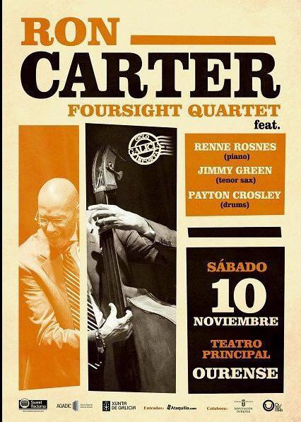 ron carter foursight quartet