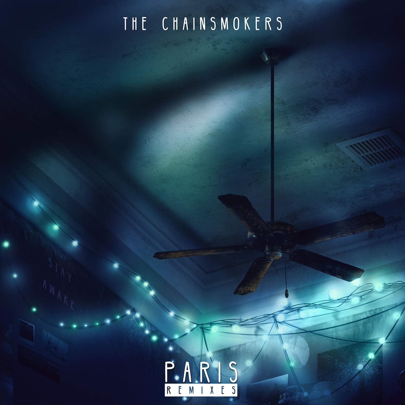 The Chainsmokers - Paris (Remixes) - EP Cover