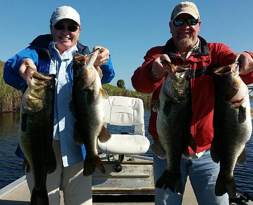 Lake okeechobee fishing reports lake okeechobee bass for Lake okeechobee fishing guides