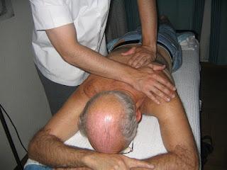 Fisioterapia para los más mayores
