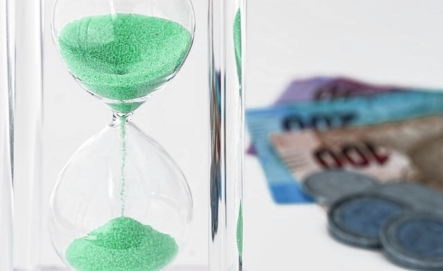Tempo vale mais que todo o dinheiro