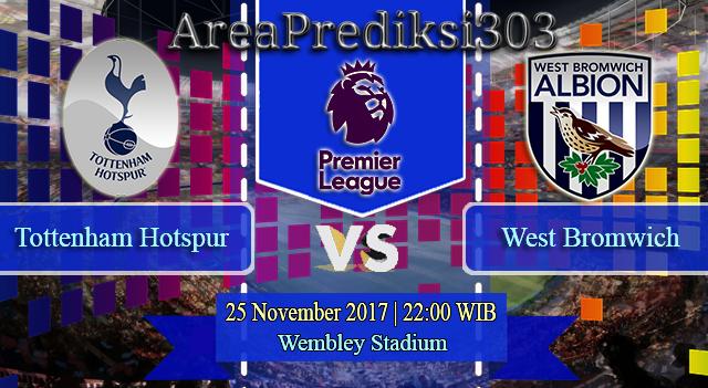 Prediksi Tottenham vs West Brom