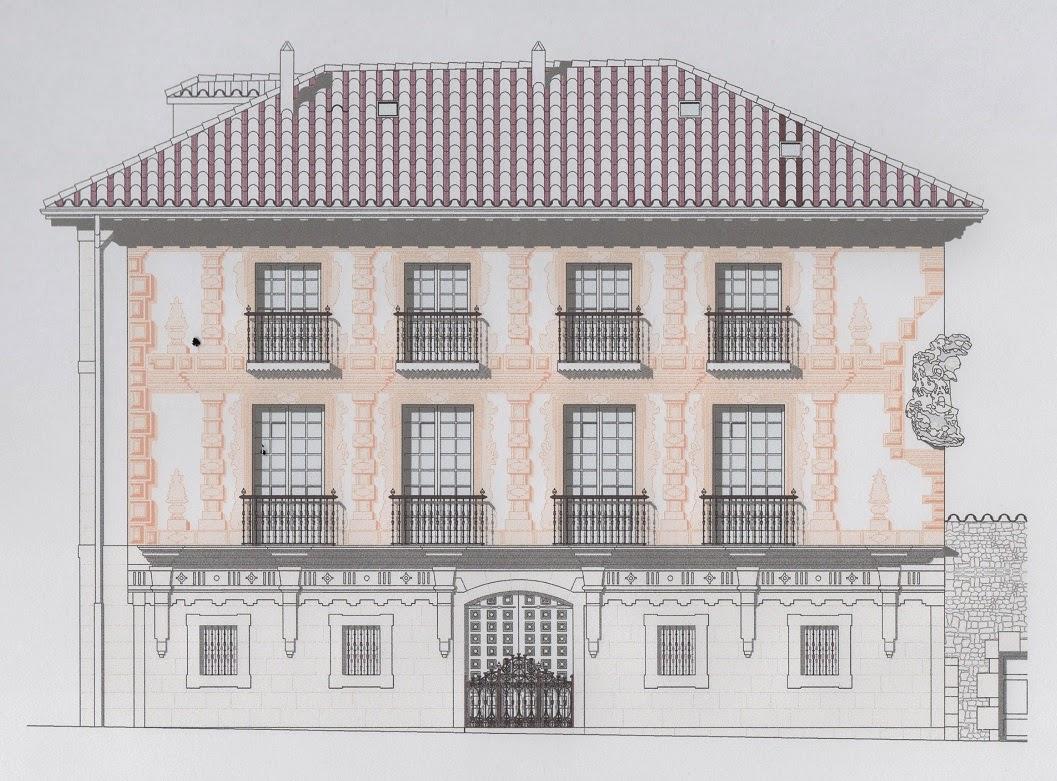 Conociendo alava y vitoria gasteiz mayo 2012 for Residencia torres de la alameda