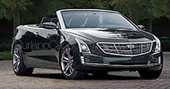 Burlappcar: Upcoming Cadillac convertible? (CT3?)
