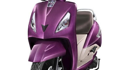 All New TVS Jupiter MillionR Edition pics