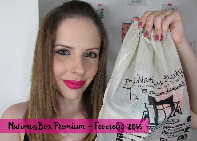 Vídeo: Natimus Box Premium - Fev/2016