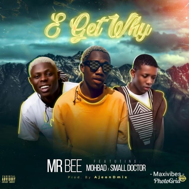 [Music] Mr Bee Ft. Mohbad x Small Doctor – E Get Why