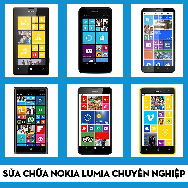thay mặt kính Nokia 2 tại HCM