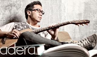 """Biodata  Nama Lahir : Aderaprabu Trengginas  Nama Lain : Adera  Tempat Lahir : Jakarta  Tanggal Lahir : 6 Januari 1986  Jenis Musik : jazz, pop  Tahun aktif : 2011 - sekarang Biografi  Aderaprabu Trengginas atau yang lebih akrab disapa Adera merupakan sosok pecinta musik sekaligus seorang penyanyi Indonesia yang lahir di Jakarta pada tanggal 6 Januari 1986. Adera mengawali kariernya pada hiburan musik tepat pada tahun 2011 dengan Album pertama adera """"Lebih Indah"""" yang dirilis pada tahun itu juga. Adera merupakan anak dari penyanyi terkenal Indonesia Ebiet G. Ade. Tepat pada tanggal 29 Desember 2012, Adera melakukan konser megakaryanya di Dome UMM yang mana pada konser tersebut menghabiskan dana sebanyak 30 juta yang ditanggung oleh mahasiswa fakultas kedokteran UMM."""