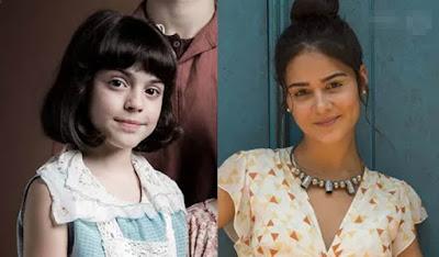 Maju Lima/ Giullia Buscacio como Isabel