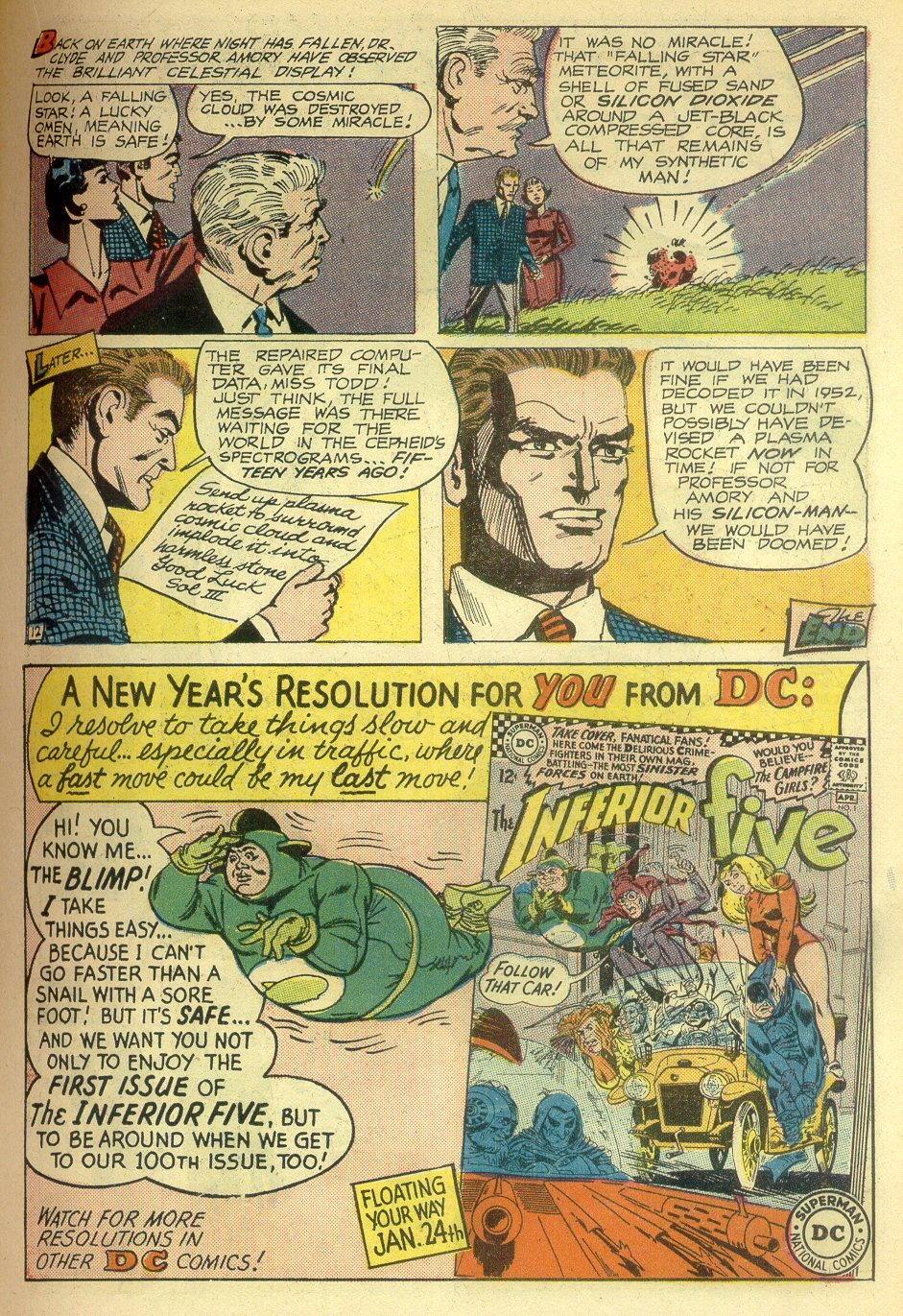 Strange Adventures (1950) issue 198 - Page 15