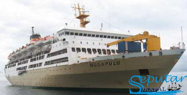Kapal Pelni NGGAPULU