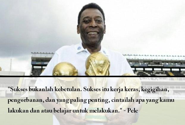 Kata Bijak Pemain Bola Paling Inspirasional Yudi Hartono