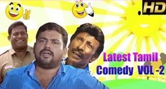 Best Comedy Scenes 2018 | Latest Tamil Comedy 2018 | Vol 2 | Rajendran | Robo Shankar | Kaali Venkat