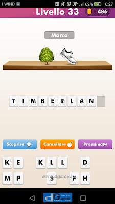 Emoji Quiz soluzione livello 33