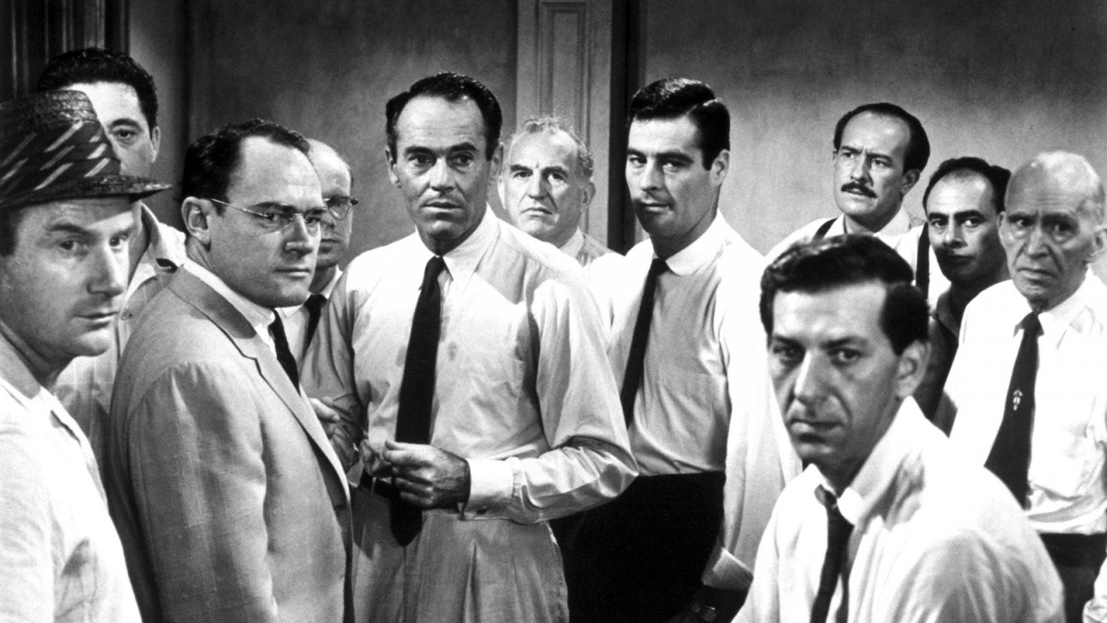 Directorial Debut Sidney Lumets 12 ANGRY MEN