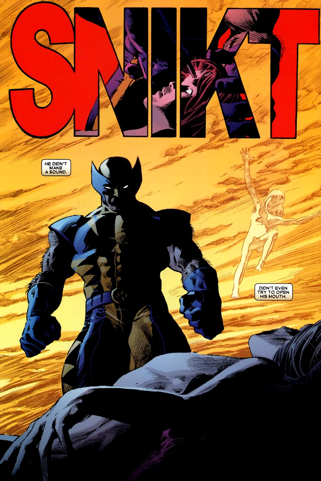 Read online Wolverine (2003) comic -  Issue # Annual 2 - 31