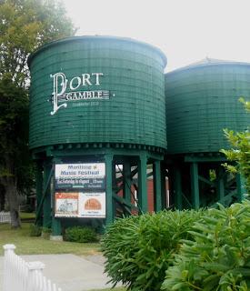 Port Gamble Tea Room