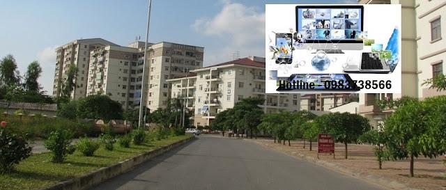 Sửa máy tính tại nhà khu đô thi Việt Hưng