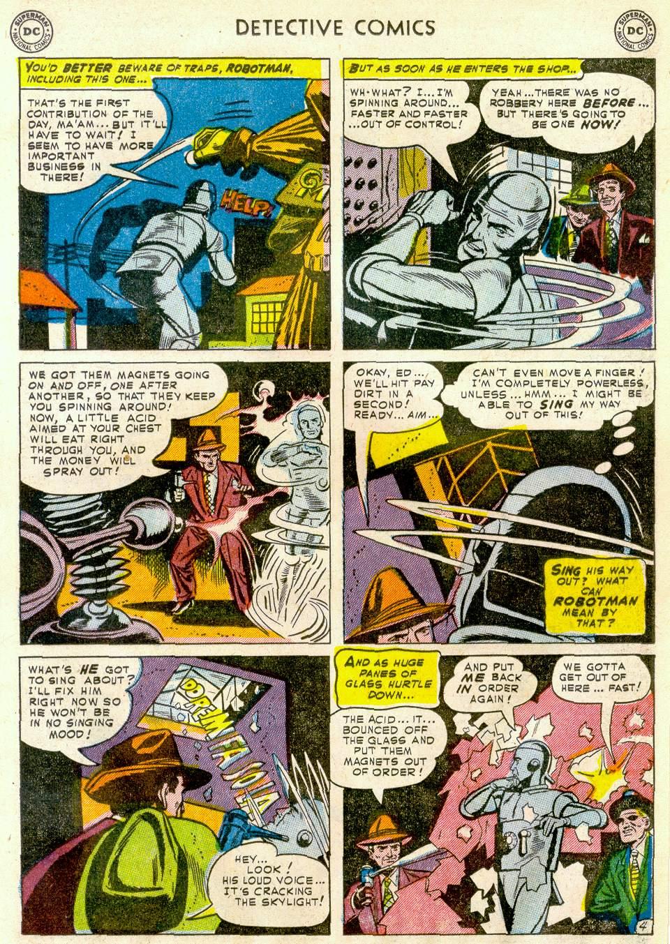 Read online Detective Comics (1937) comic -  Issue #181 - 27