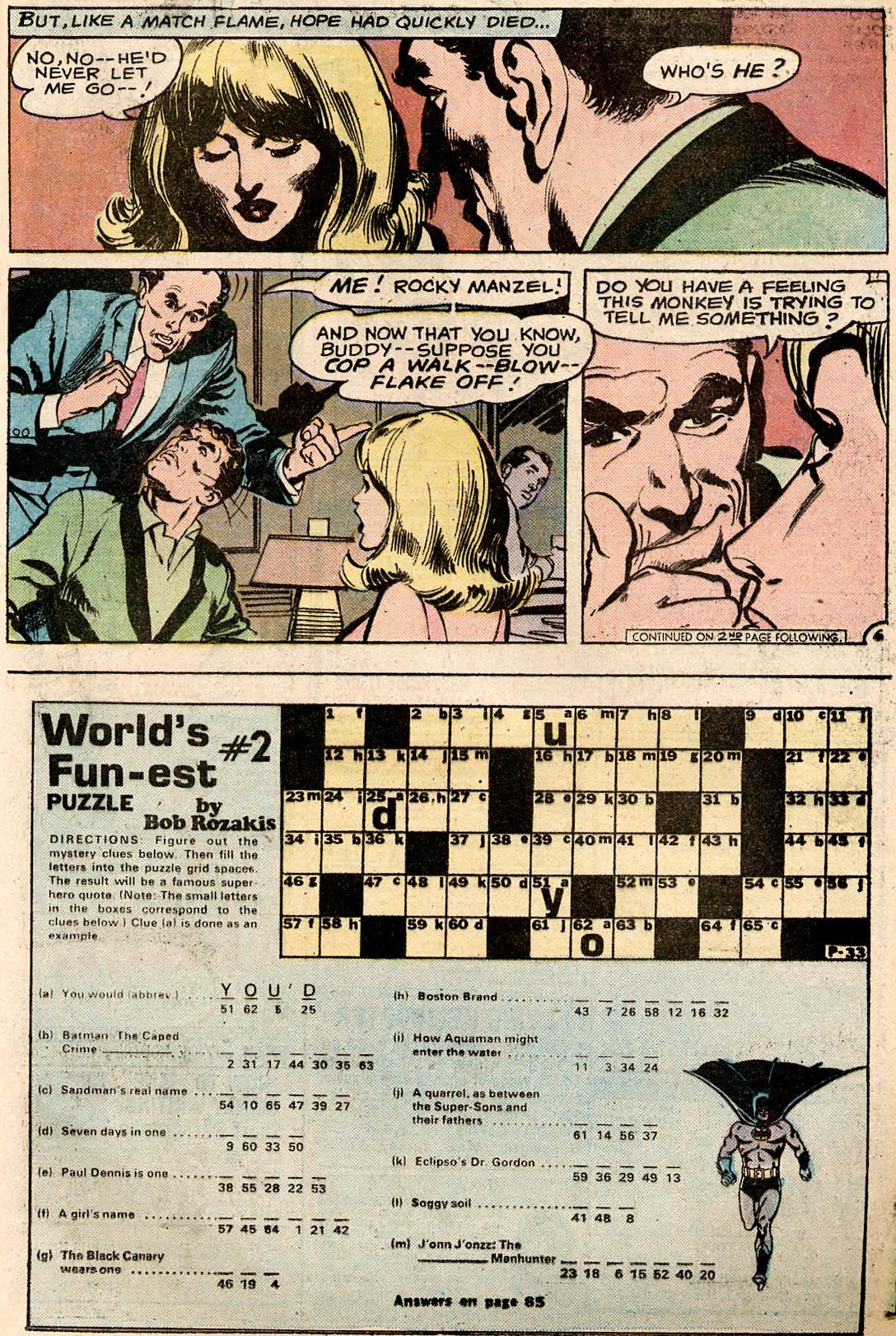 Read online World's Finest Comics comic -  Issue #226 - 59