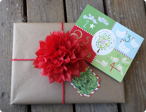 Michaels Craft Roll Of Brown Paper With Print