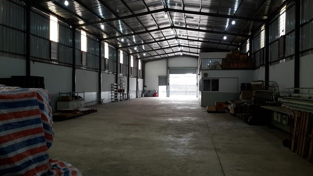 Cho thuê xưởng 1000m2 phường Hiệp Thành Quận 12, giá 38tr/th