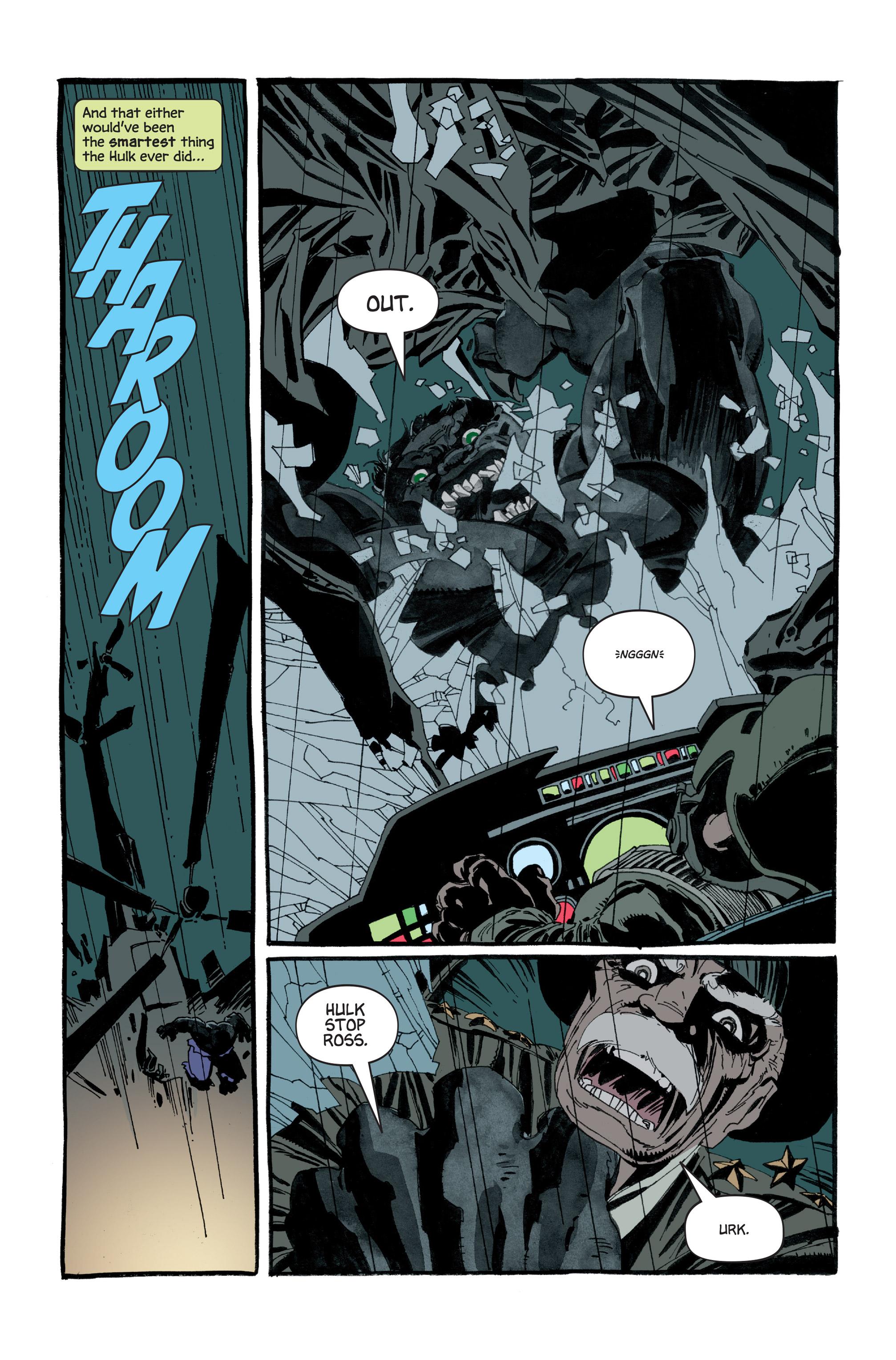 Read online Hulk: Gray comic -  Issue #6 - 6