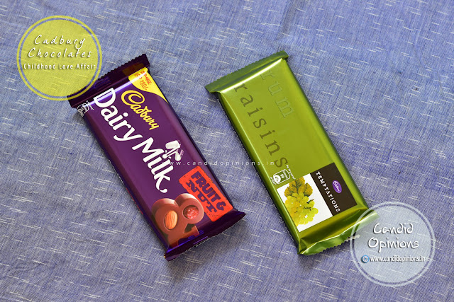 My love affair with Cadbury's Chocolates