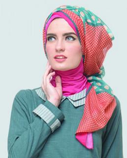 Model Hijab Terkini