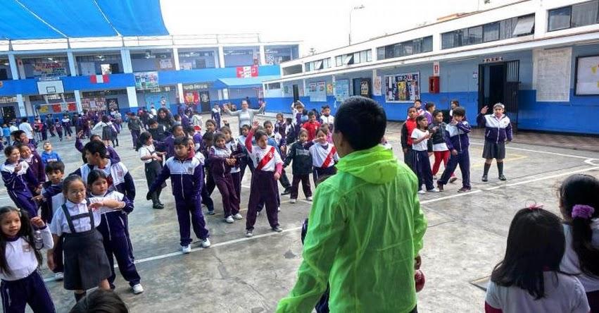 En Lima Metropolitana no se siente la huelga magisterial, informó el Ministerio de Educación - MINEDU - www.minedu.gob.pe