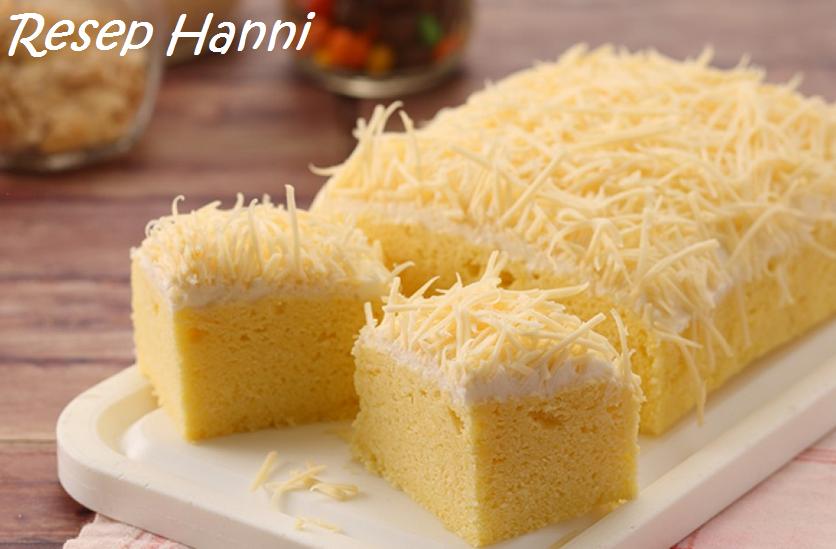 Resep Cake Kukus Keju Ncc: 4 Resep Bolu Panggang Lembut Dan Mengembang
