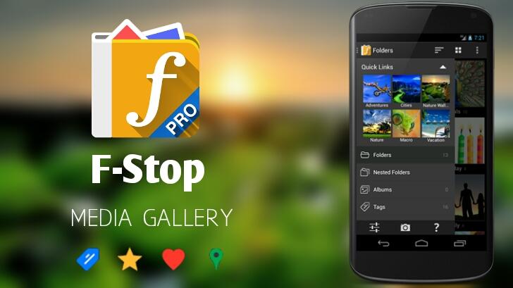 F-Stop Media Gallery Pro v4.9.3 APK