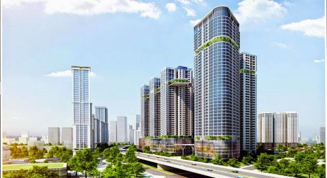 Công bố 2 dự án lớn tại Hà Nội sắp bung hàng