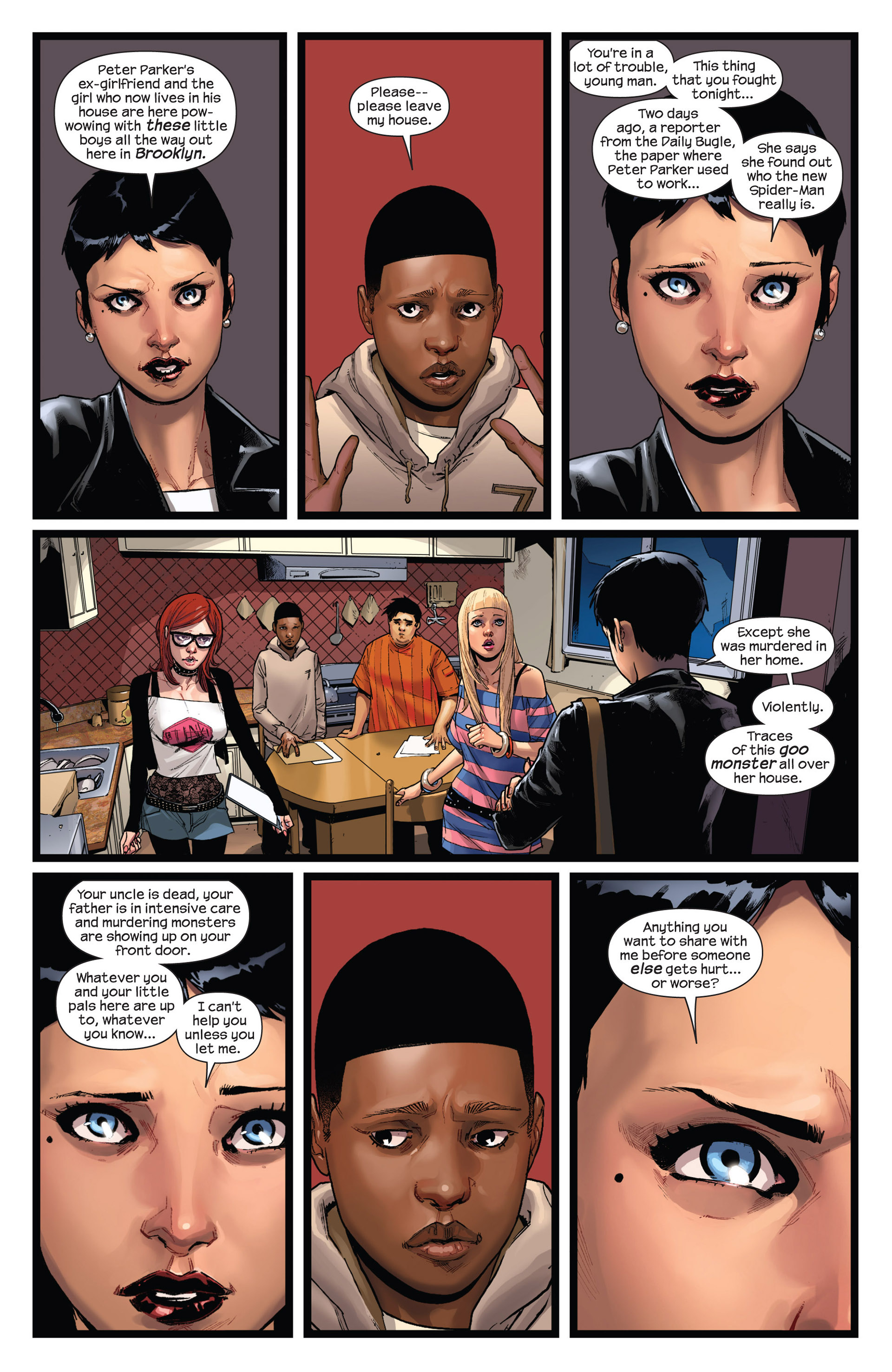 Read online Ultimate Comics Spider-Man (2011) comic -  Issue #21 - 18