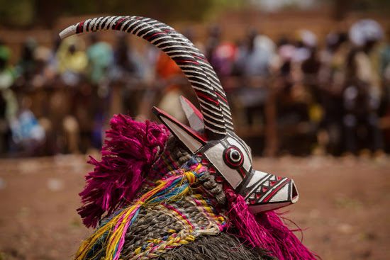 Safari Fusion blog | Photographer Anthony Pappone | Festival of the Masks FESTIMA [Festival International des Masques], Dédougou Burkina Faso