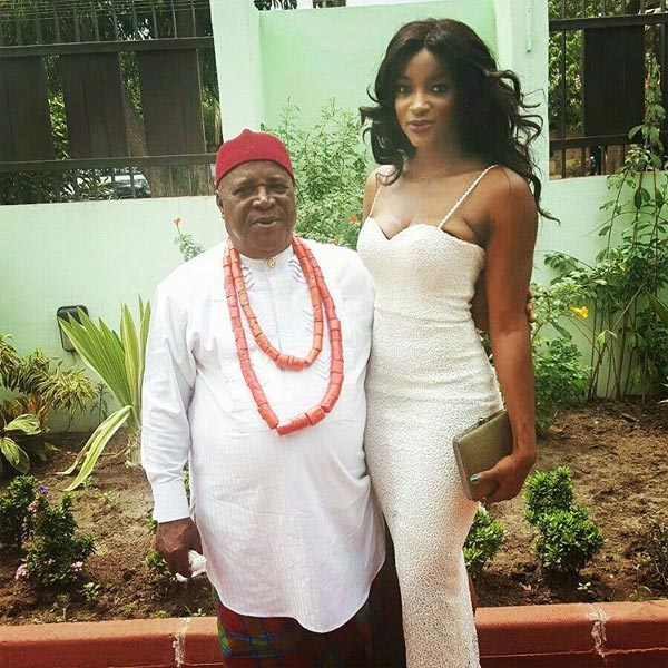 Dad didn't give me his height - Yvonne Okoro's younger sister, Elizabeth