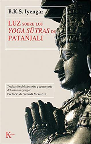 Yoga Sutras de Patañjali, textos fundamentales del practicante de Yoga.
